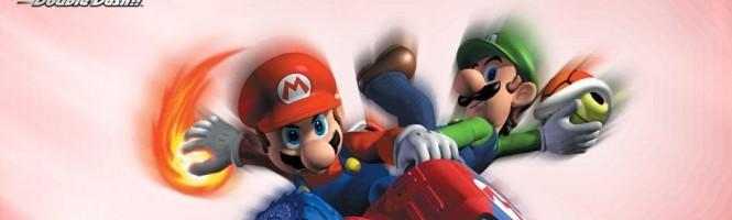 Mario Kart : Double Dash  sur CNN