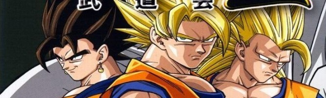 [E3 2003] Dragon Ball Z: Budokai 2 en images