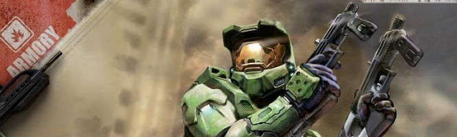 Sortie Halo 2.