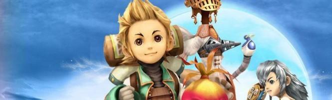Final Fantasy : Crystal Chronicles repoussé