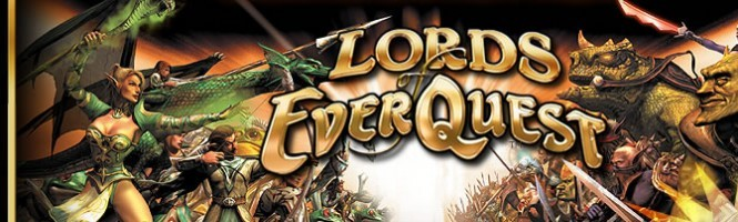 Lords of Everquest : le beta-test