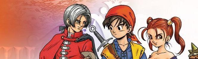 Des détails sur Dragon Quest VIII