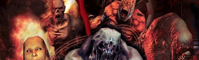 Doom III sur Xbox