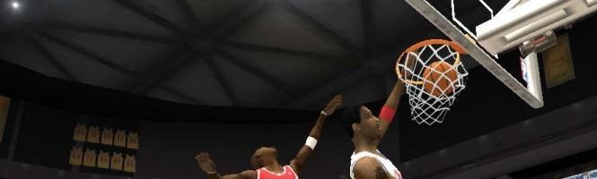 Vince Carter et NBA Live 2004