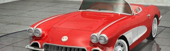 Sega GT online : des screens