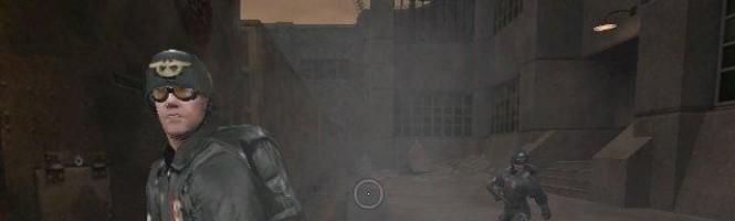 RTCW version Xbox : nouvelle map
