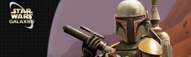 StarWars Galaxies a la Force avec lui !