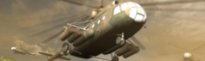 Nouveaux screens : Battlefield Vietnam