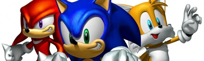 Sonic Heroes, le trailer