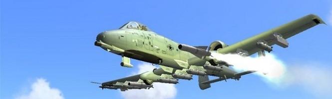 Lock on: Modern Air Combat, la démo