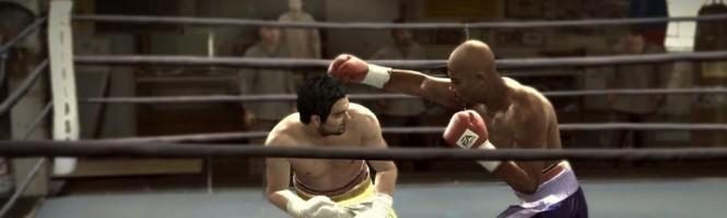 """Fight Night annoncé sur PS2 et X""""boxe""""."""