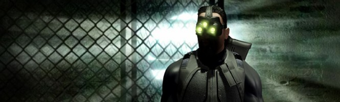 Sam Fisher prend la pose