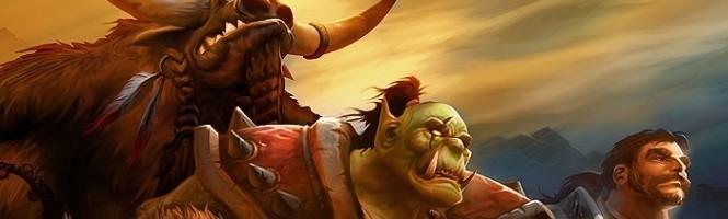 World of Warcraft dévoile ses environnements
