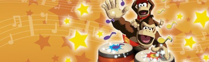 [E3 2004] Donkey Konga pour nous les occidentaux...
