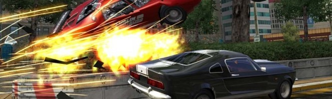 Burnout 3: le site officiel