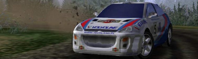 Xpand Rally : quelques screens