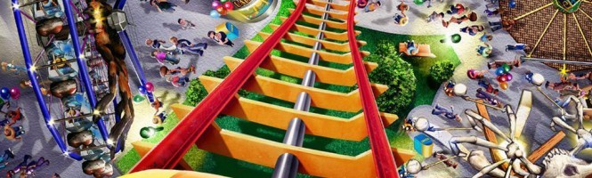 RollerCoaster Tycoon 3 : nouveaux screens