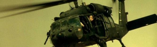 Black Hawk Down repoussé !