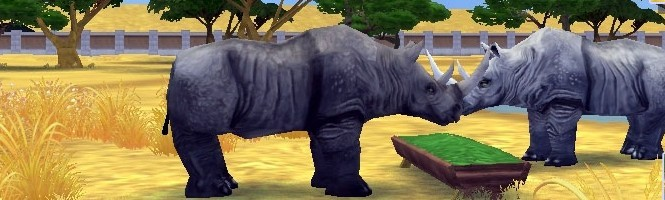 Zoo Tycoon 2 est gold !