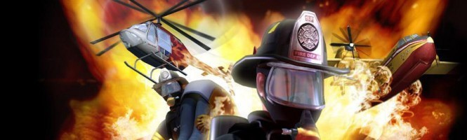 Fire Department 2 : des screens tous chauds !
