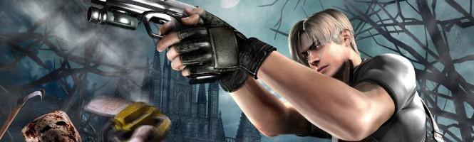 Resident Evil 4 sur PS2 !