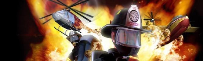 Fire Department vient allumer le feu !
