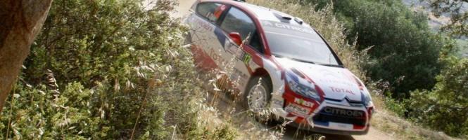 WRC : les premiers images PSP