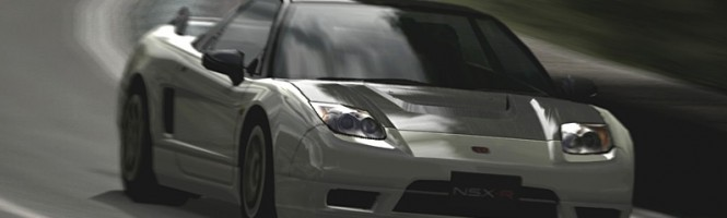 Gran Turismo 4 : Il est là, mais pas ici...