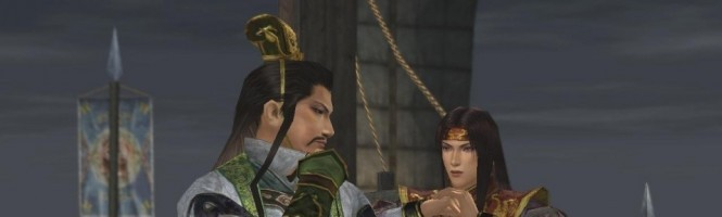 Dynasty Warriors 5 prend la pose