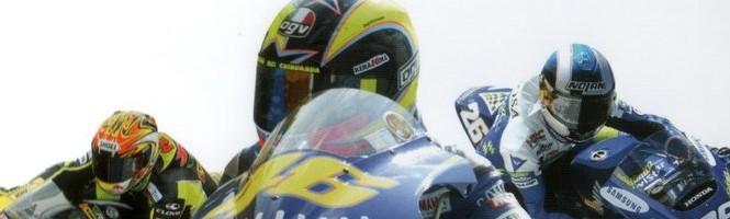 Une série d'images pour Moto GP4