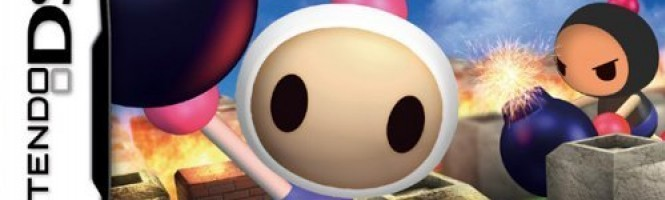 Bomberman DS officiel