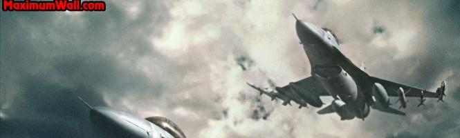 Ace Combat 5 : Squadron Leader a son site