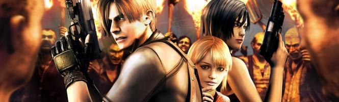 Resident Evil 4 : un paddle tranchant