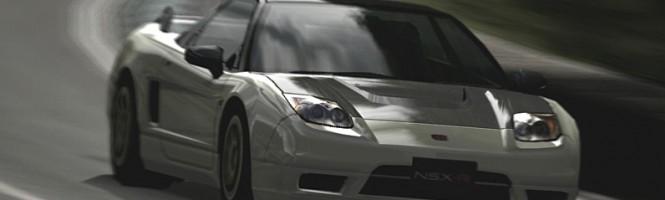 Gran Turismo 4 > Fast motion