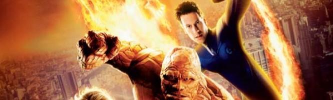 Les Fantastic Four en jeu !