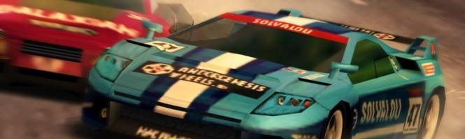 Une pluie d'images pour Ridge Racers PSP