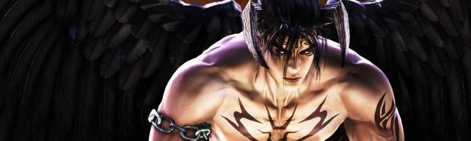 Tekken 5, baston filmée.