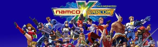 Namco X Capcom sort les images