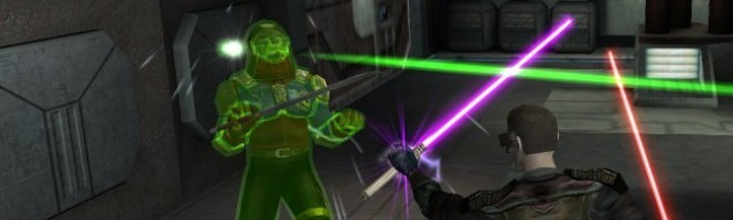 La revanche des Sith s'illustre sur la Ps2, Na!