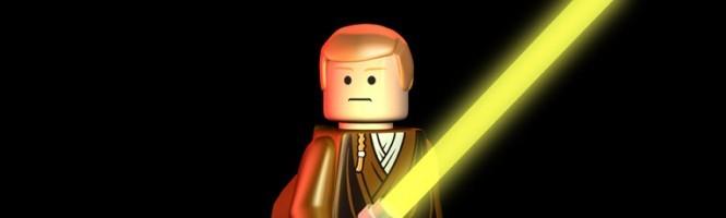 Démo de LEGO Star Wars. ENFIN !