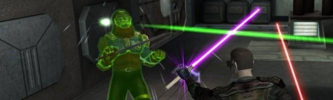 Deux vidéos de Star Wars épisode 3