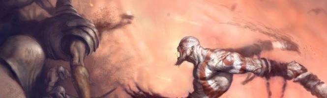 Deux vidéos pour God of War