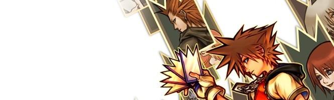 Kingdom Hearts en images version GBA