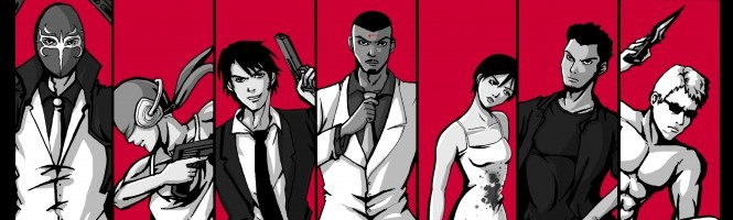 15 images de Killer 7