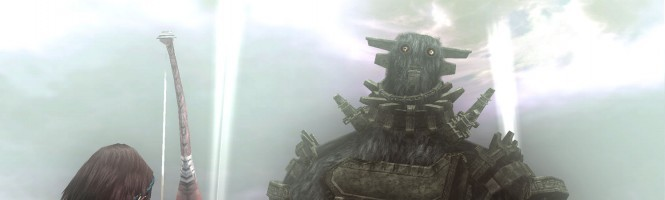 Shadow of the Colossus : 12 images colossales !