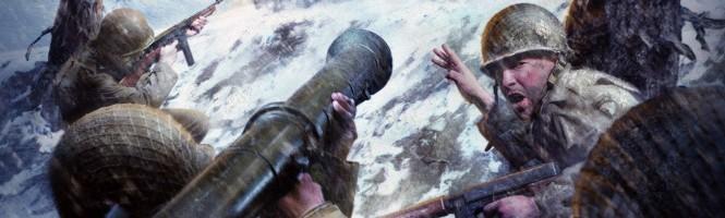 Call of Duty 2 dans le désert