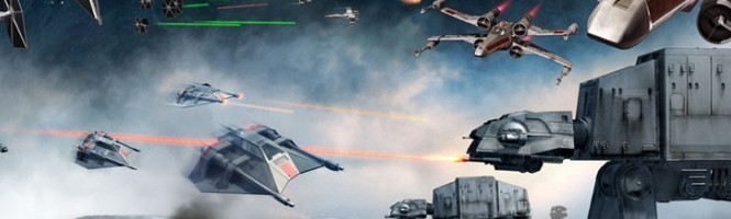 Star Wars Empire at War : des images en Force