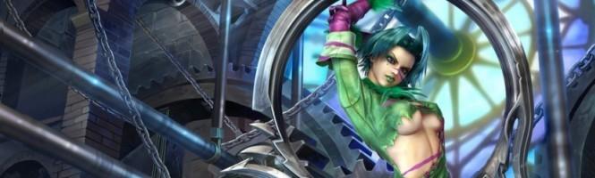 Des images pour Soul Calibur 3