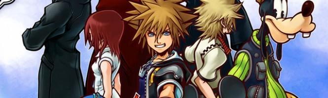 Kingdom Hearts 2 : Deux sites pour un jeu