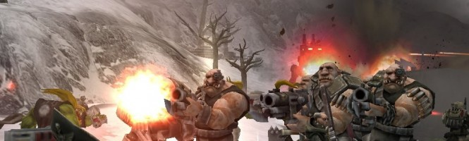 [E3 2005] Dawn of war - winter assault en images
